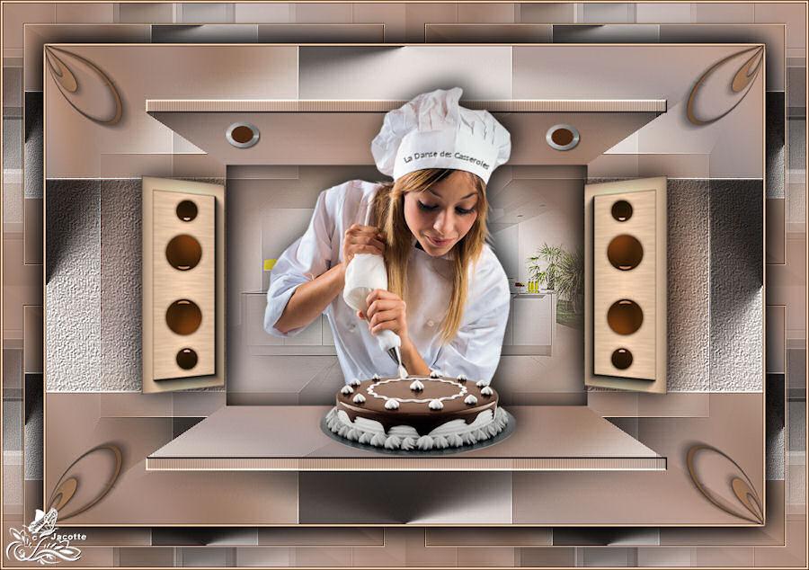 Dans la cuisine de claire 1