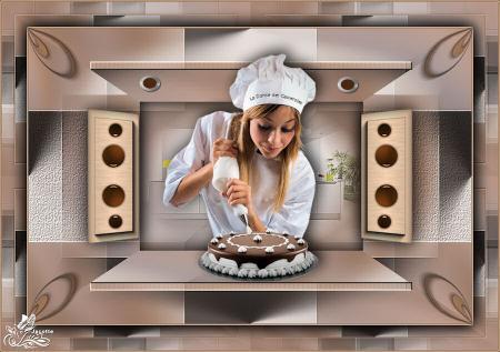 Dans la cuisine de claire 2